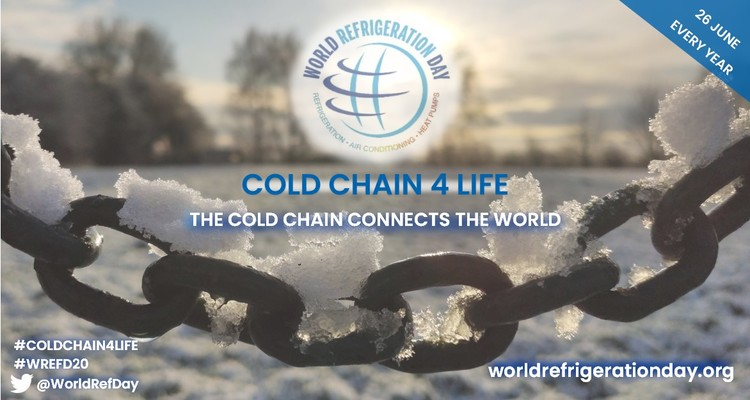 EPEE supports World Refrigeration Day 2020